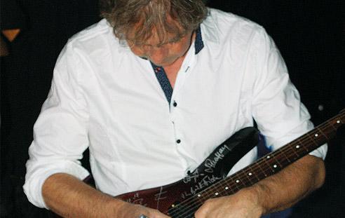 Gitarren statt Gewehre
